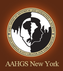 Afro-American Historical and Genealogical Society - Jean Sampson Scott Greater New York Chapter